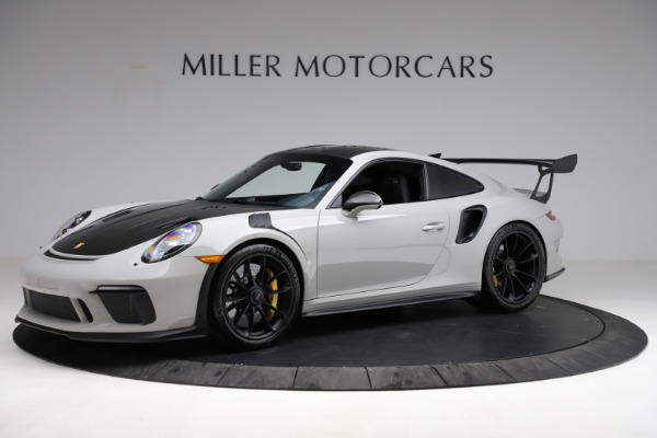 Used 2019 Porsche 911 GT3 RS for sale $249,900 at Maserati of Westport in Westport CT 06880 2