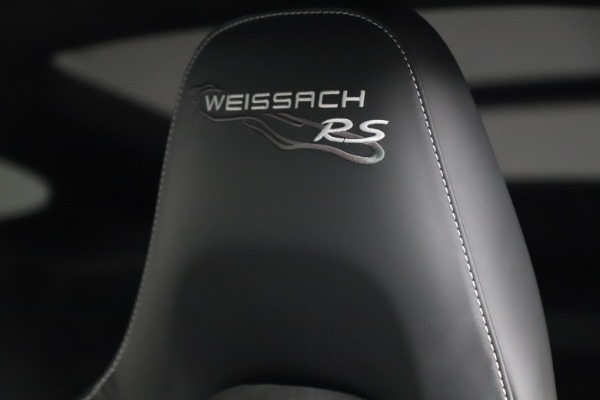 Used 2019 Porsche 911 GT3 RS for sale $249,900 at Maserati of Westport in Westport CT 06880 20