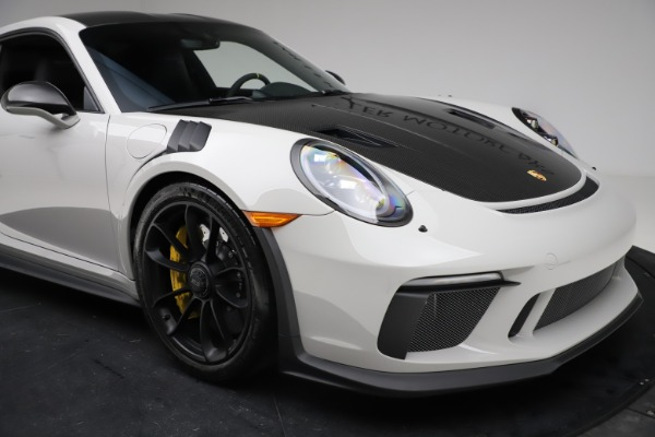 Used 2019 Porsche 911 GT3 RS for sale $249,900 at Maserati of Westport in Westport CT 06880 23