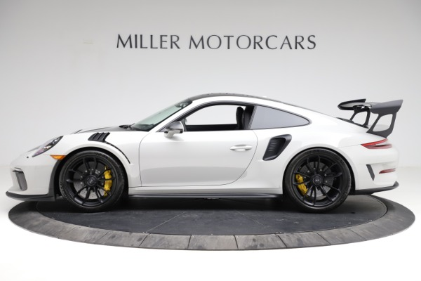 Used 2019 Porsche 911 GT3 RS for sale $249,900 at Maserati of Westport in Westport CT 06880 3