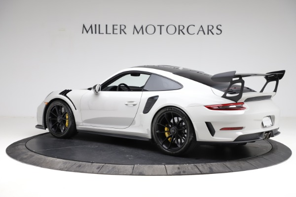 Used 2019 Porsche 911 GT3 RS for sale $249,900 at Maserati of Westport in Westport CT 06880 4