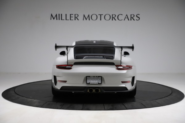 Used 2019 Porsche 911 GT3 RS for sale $249,900 at Maserati of Westport in Westport CT 06880 6