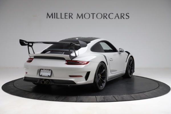 Used 2019 Porsche 911 GT3 RS for sale $249,900 at Maserati of Westport in Westport CT 06880 7