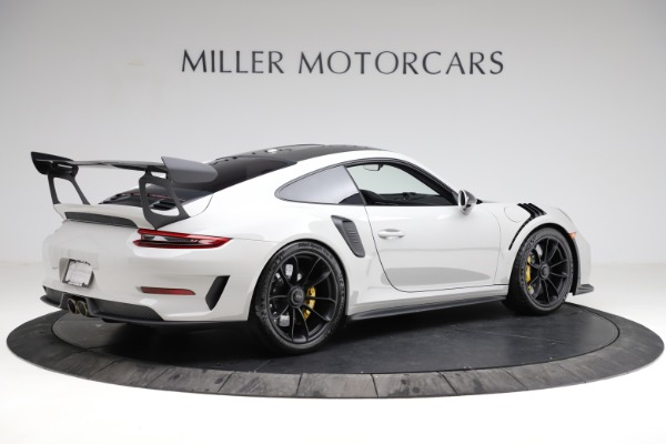 Used 2019 Porsche 911 GT3 RS for sale $249,900 at Maserati of Westport in Westport CT 06880 8