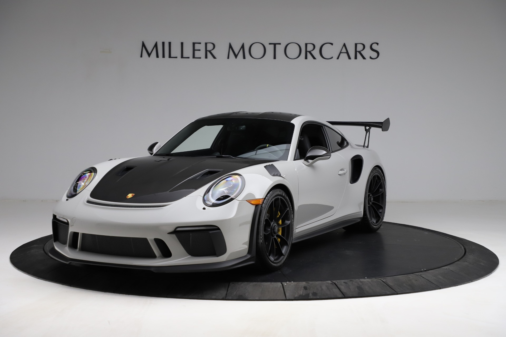 Used 2019 Porsche 911 GT3 RS for sale $249,900 at Maserati of Westport in Westport CT 06880 1