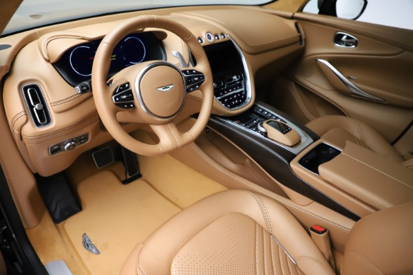 New 2021 Aston Martin DBX for sale $211,486 at Maserati of Westport in Westport CT 06880 13