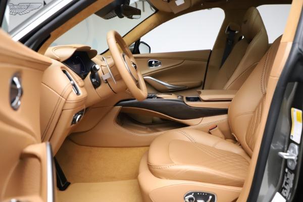 New 2021 Aston Martin DBX for sale $211,486 at Maserati of Westport in Westport CT 06880 14