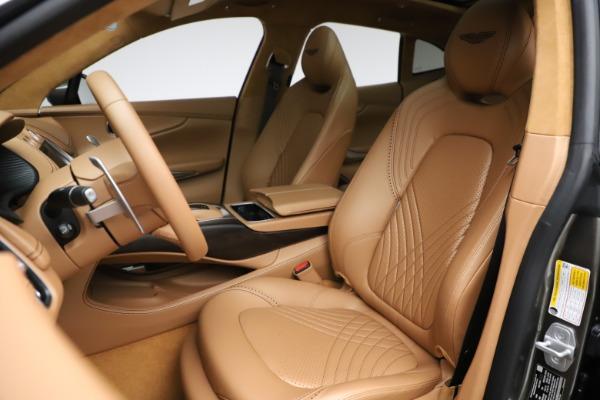 New 2021 Aston Martin DBX for sale $211,486 at Maserati of Westport in Westport CT 06880 15