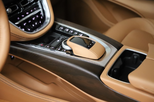 New 2021 Aston Martin DBX for sale $211,486 at Maserati of Westport in Westport CT 06880 17