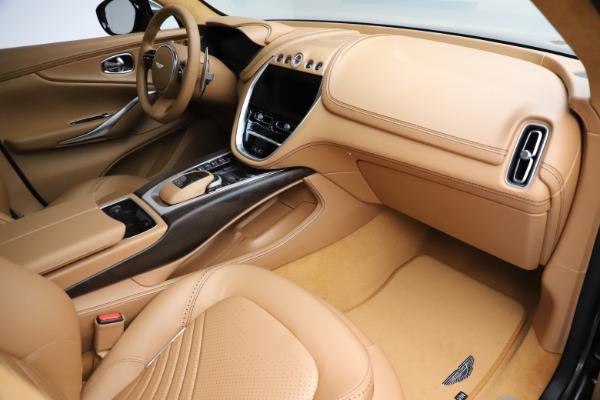 New 2021 Aston Martin DBX for sale $211,486 at Maserati of Westport in Westport CT 06880 22