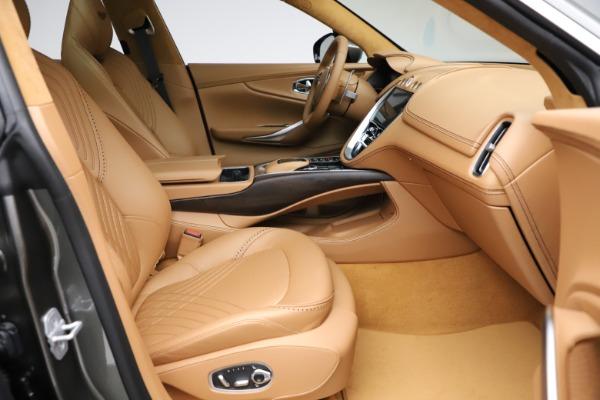 New 2021 Aston Martin DBX for sale $211,486 at Maserati of Westport in Westport CT 06880 23