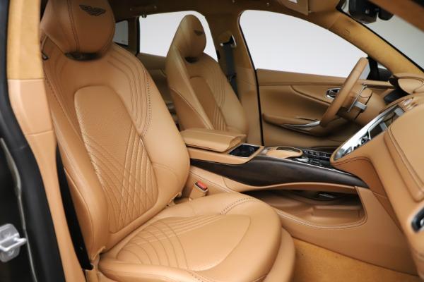 New 2021 Aston Martin DBX for sale $211,486 at Maserati of Westport in Westport CT 06880 24