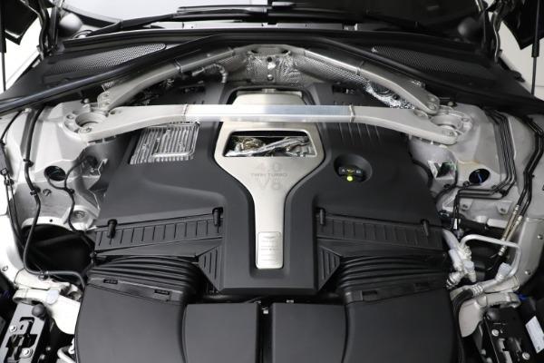 New 2021 Aston Martin DBX for sale $211,486 at Maserati of Westport in Westport CT 06880 26