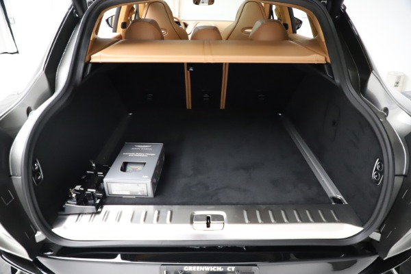 New 2021 Aston Martin DBX for sale $211,486 at Maserati of Westport in Westport CT 06880 27