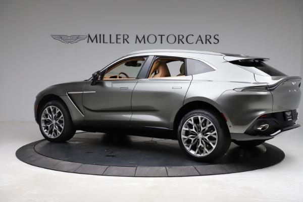 New 2021 Aston Martin DBX for sale $211,486 at Maserati of Westport in Westport CT 06880 3