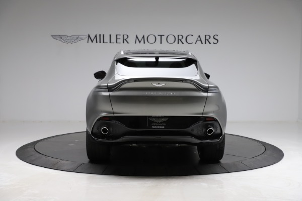 New 2021 Aston Martin DBX for sale $211,486 at Maserati of Westport in Westport CT 06880 5