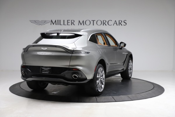 New 2021 Aston Martin DBX for sale $211,486 at Maserati of Westport in Westport CT 06880 6