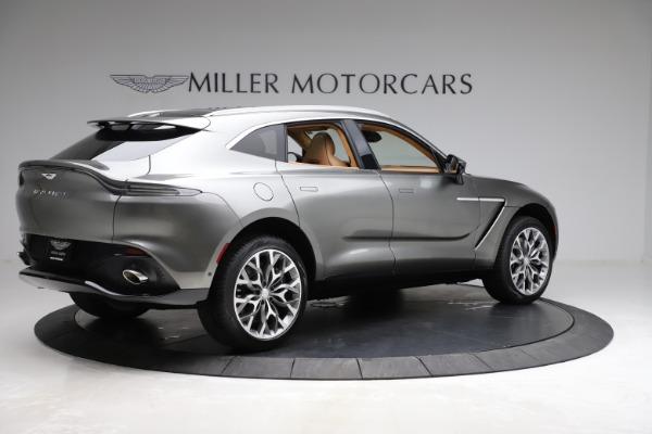 New 2021 Aston Martin DBX for sale $211,486 at Maserati of Westport in Westport CT 06880 7