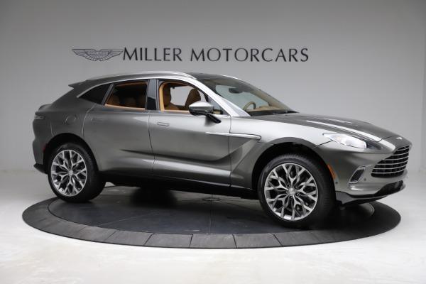 New 2021 Aston Martin DBX for sale $211,486 at Maserati of Westport in Westport CT 06880 9