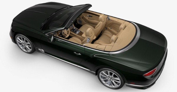 New 2021 Bentley Continental GT W12 for sale Call for price at Maserati of Westport in Westport CT 06880 4