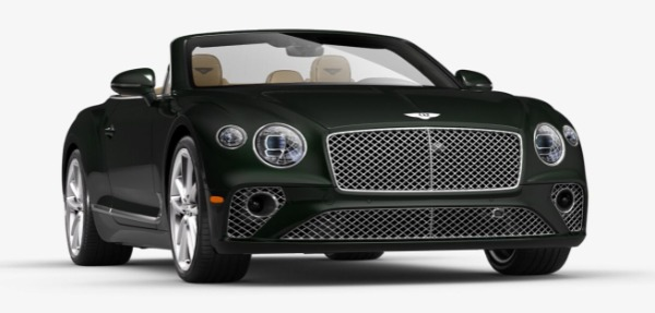 New 2021 Bentley Continental GT W12 for sale Call for price at Maserati of Westport in Westport CT 06880 5