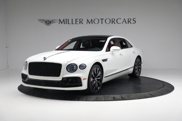 New 2021 Bentley Flying Spur W12 First Edition for sale Call for price at Maserati of Westport in Westport CT 06880 1