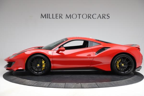 Used 2020 Ferrari 488 Pista for sale Call for price at Maserati of Westport in Westport CT 06880 3