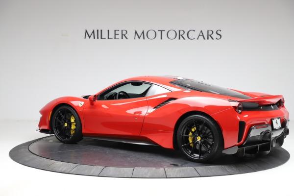 Used 2020 Ferrari 488 Pista for sale Call for price at Maserati of Westport in Westport CT 06880 4