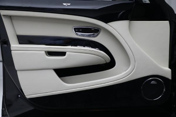 Used 2017 Bentley Mulsanne for sale $214,900 at Maserati of Westport in Westport CT 06880 16