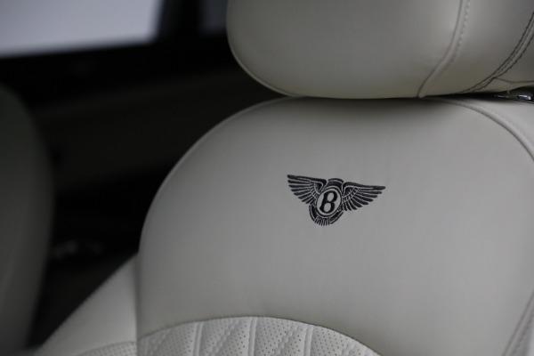 Used 2017 Bentley Mulsanne for sale $214,900 at Maserati of Westport in Westport CT 06880 20
