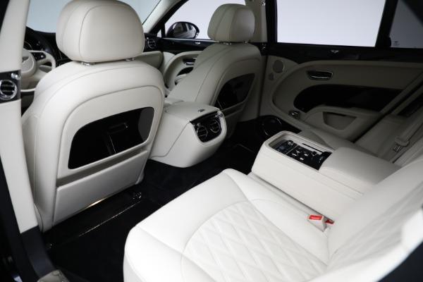 Used 2017 Bentley Mulsanne for sale $214,900 at Maserati of Westport in Westport CT 06880 21