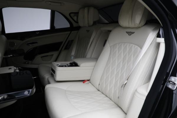 Used 2017 Bentley Mulsanne for sale $214,900 at Maserati of Westport in Westport CT 06880 22