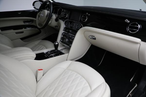 Used 2017 Bentley Mulsanne for sale $214,900 at Maserati of Westport in Westport CT 06880 25