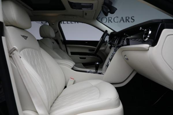 Used 2017 Bentley Mulsanne for sale $214,900 at Maserati of Westport in Westport CT 06880 26