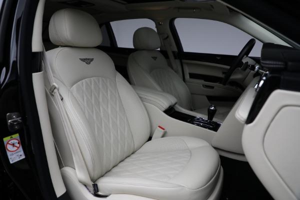 Used 2017 Bentley Mulsanne for sale $214,900 at Maserati of Westport in Westport CT 06880 27