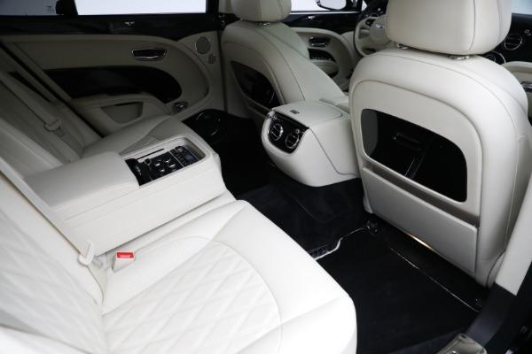 Used 2017 Bentley Mulsanne for sale $214,900 at Maserati of Westport in Westport CT 06880 28