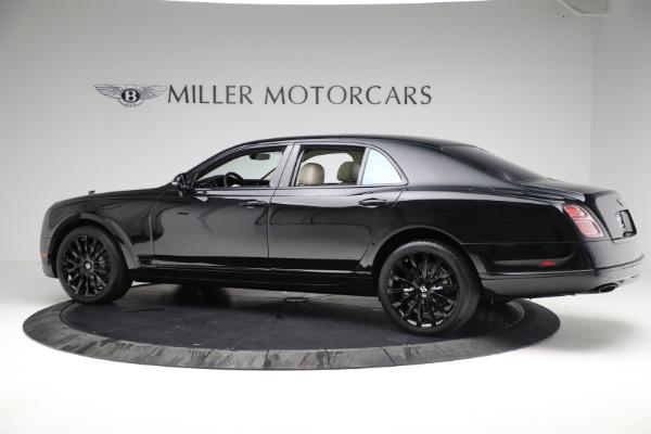 Used 2017 Bentley Mulsanne for sale $214,900 at Maserati of Westport in Westport CT 06880 4