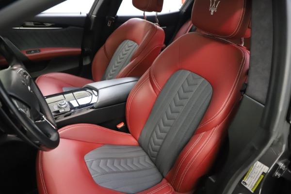 Used 2018 Maserati Ghibli SQ4 GranLusso for sale $55,900 at Maserati of Westport in Westport CT 06880 10