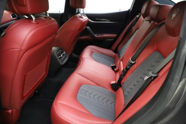 Used 2018 Maserati Ghibli SQ4 GranLusso for sale $55,900 at Maserati of Westport in Westport CT 06880 14