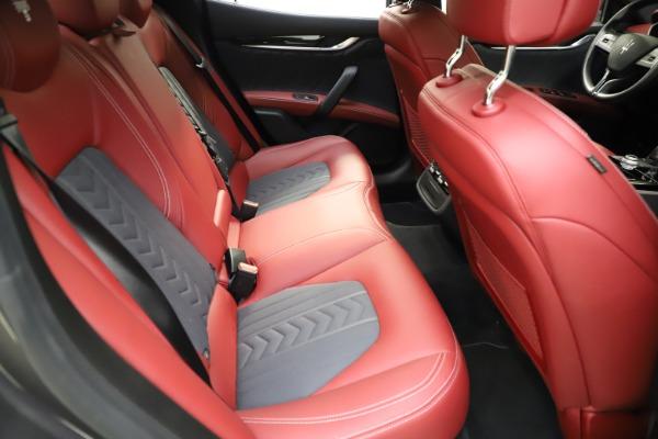 Used 2018 Maserati Ghibli SQ4 GranLusso for sale $55,900 at Maserati of Westport in Westport CT 06880 20