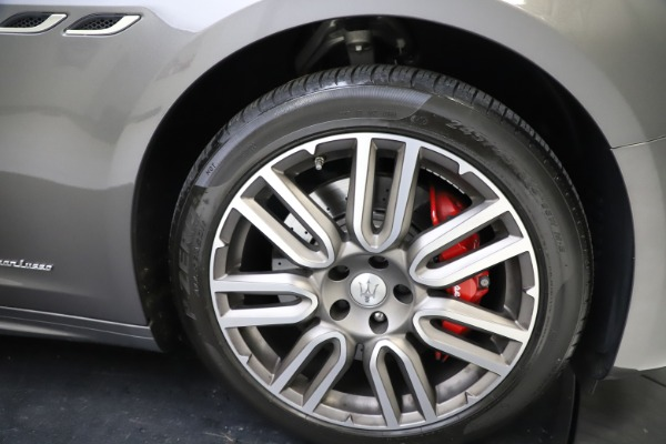 Used 2018 Maserati Ghibli SQ4 GranLusso for sale $55,900 at Maserati of Westport in Westport CT 06880 22