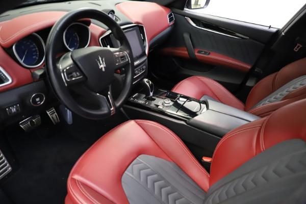 Used 2018 Maserati Ghibli SQ4 GranLusso for sale $55,900 at Maserati of Westport in Westport CT 06880 8
