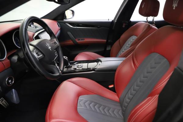 Used 2018 Maserati Ghibli SQ4 GranLusso for sale $55,900 at Maserati of Westport in Westport CT 06880 9