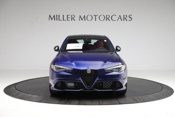 New 2021 Alfa Romeo Giulia Ti Sport for sale $54,050 at Maserati of Westport in Westport CT 06880 14