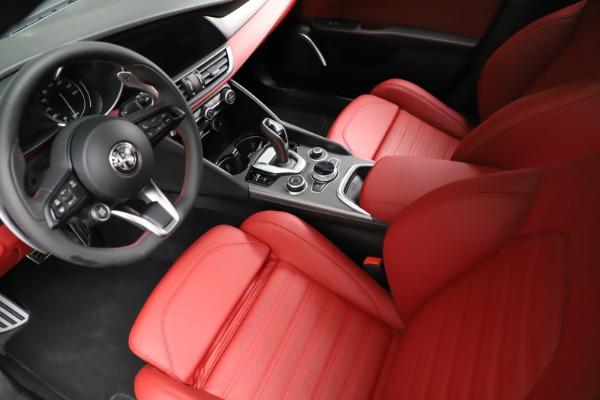 New 2021 Alfa Romeo Giulia Ti Sport for sale $54,050 at Maserati of Westport in Westport CT 06880 15