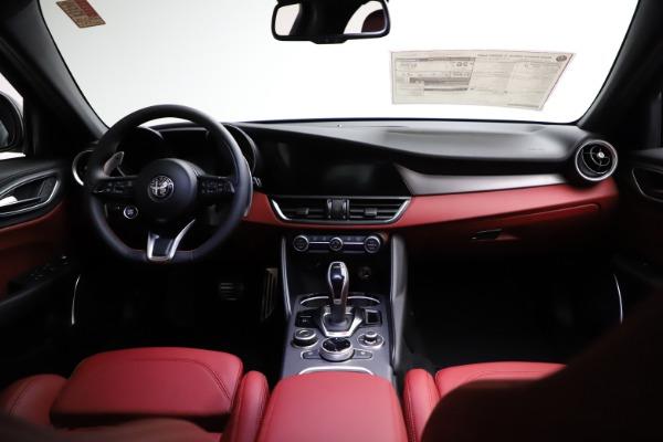 New 2021 Alfa Romeo Giulia Ti Sport for sale $54,050 at Maserati of Westport in Westport CT 06880 17