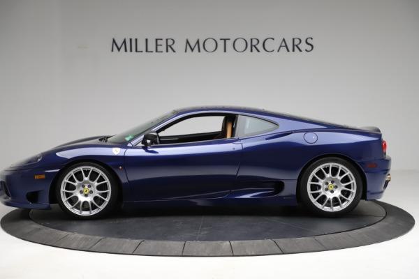 Used 2004 Ferrari 360 Challenge Stradale for sale Call for price at Maserati of Westport in Westport CT 06880 3