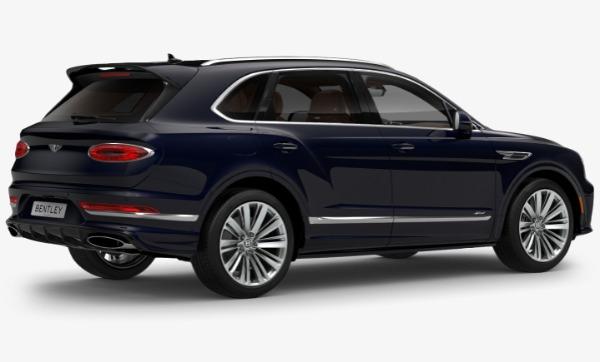 New 2021 Bentley Bentayga Speed for sale Call for price at Maserati of Westport in Westport CT 06880 3