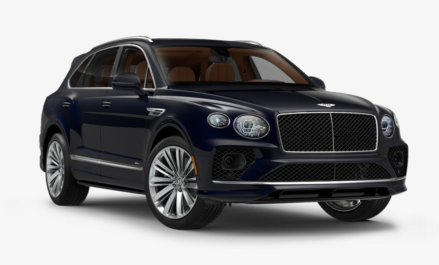 New 2021 Bentley Bentayga Speed for sale Call for price at Maserati of Westport in Westport CT 06880 1