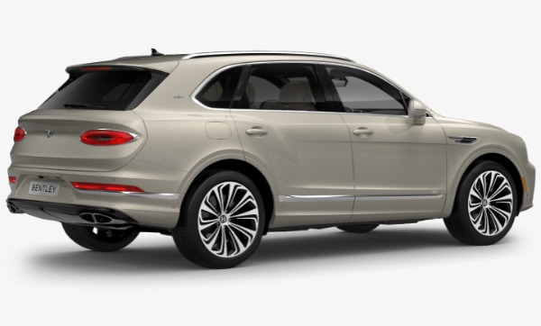 New 2021 Bentley Bentayga V8 First Editon for sale Call for price at Maserati of Westport in Westport CT 06880 3